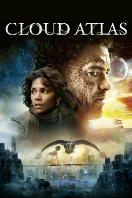 Cloud Atlas movie poster (2012) poster MOV_d7941a16