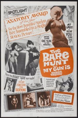 The Bare Hunt movie poster (1963) poster MOV_d79510f6