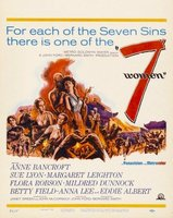 7 Women movie poster (1966) picture MOV_d797bc1f
