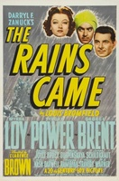 The Rains Came movie poster (1939) picture MOV_d79ece02