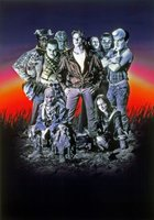 Nightbreed movie poster (1990) picture MOV_d7a3a900