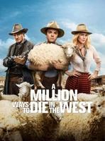 A Million Ways to Die in the West movie poster (2014) picture MOV_d7a5cbc9