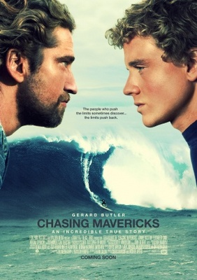 Chasing Mavericks movie poster (2012) poster MOV_d7aa662d