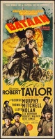 Bataan movie poster (1943) picture MOV_d7aaa4a7