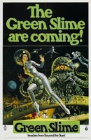 The Green Slime movie poster (1968) picture MOV_d7acb00b