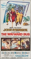 The Wayward Bus movie poster (1957) picture MOV_d7b28156