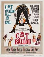 Cat Ballou movie poster (1965) picture MOV_d7b7c895