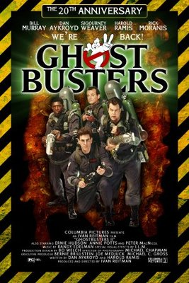 Ghostbusters II movie poster (1989) poster MOV_d7bda934