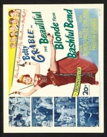 The Beautiful Blonde from Bashful Bend movie poster (1949) picture MOV_d7c0f306