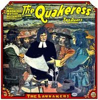 The Quakeress movie poster (1913) picture MOV_d7c6b46a