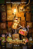 The Boxtrolls movie poster (2014) picture MOV_d7c72f82