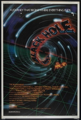 The Black Hole movie poster (1979) poster MOV_d7cc0cc1