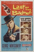 Last of the Badmen movie poster (1957) picture MOV_d7dd66b6