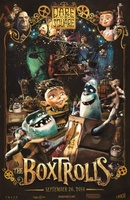 The Boxtrolls movie poster (2014) picture MOV_d7e1602c