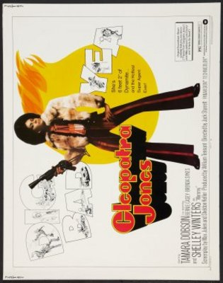 Cleopatra Jones movie poster (1973) poster MOV_d7e82e5e