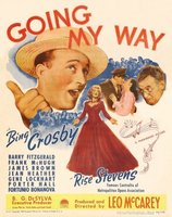 Going My Way movie poster (1944) picture MOV_991a9dce