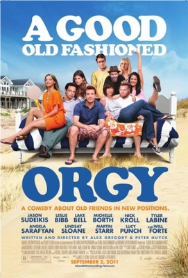 A Good Old Fashioned Orgy movie poster (2011) poster MOV_d7f1007c