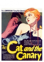 The Cat and the Canary movie poster (1927) picture MOV_d7f4208b