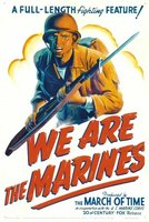 We Are the Marines movie poster (1942) picture MOV_d7f74b95