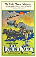 The Covered Wagon movie poster (1923) picture MOV_d802926a