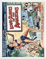 Love Slaves of the Amazons movie poster (1957) picture MOV_d8086674