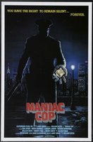 Maniac Cop movie poster (1988) picture MOV_d808969a