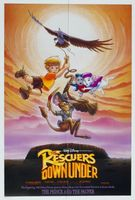 The Rescuers Down Under movie poster (1990) picture MOV_d80e9cc1