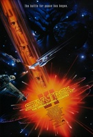 Star Trek: The Undiscovered Country movie poster (1991) picture MOV_d80fae63