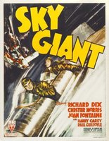 Sky Giant movie poster (1938) picture MOV_d80fceba