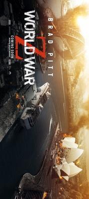 World War Z movie poster (2013) poster MOV_d812e1ba