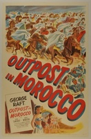 Outpost in Morocco movie poster (1949) picture MOV_d817a628