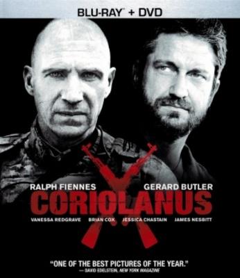 Coriolanus movie poster (2011) poster MOV_d81c5bbd