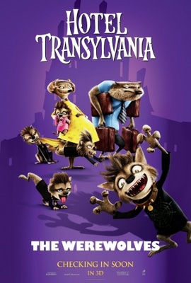 Hotel Transylvania movie poster (2012) poster MOV_d824a0ad