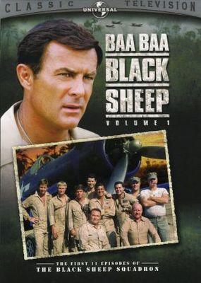 Baa Baa, Black Sheep movie poster (1976) poster MOV_d8260ce4