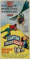 Canyon Crossroads movie poster (1955) picture MOV_d82753d2