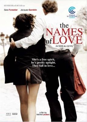 Le nom des gens movie poster (2010) poster MOV_d8314b0f