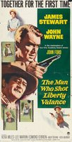 The Man Who Shot Liberty Valance movie poster (1962) picture MOV_d83361c8