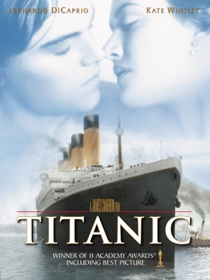 Titanic movie poster (1997) poster MOV_d833dbf5