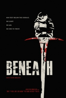 Beneath movie poster (2013) poster MOV_d8365d21