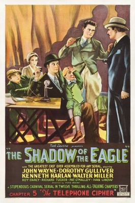 The Shadow of the Eagle movie poster (1932) poster MOV_d83a94d8