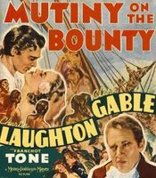 Mutiny on the Bounty movie poster (1935) picture MOV_d83aaa7d