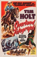 Overland Telegraph movie poster (1951) picture MOV_d84d9ff7