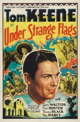 Under Strange Flags movie poster (1937) poster MOV_d8509f47