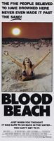 Blood Beach movie poster (1981) picture MOV_d853b424