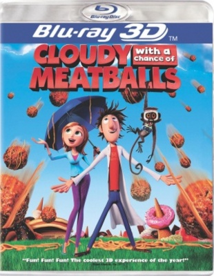 Cloudy with a Chance of Meatballs movie poster (2009) poster MOV_d8584985