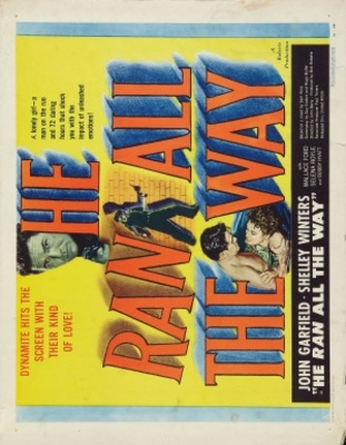 He Ran All the Way movie poster (1951) poster MOV_d85b62f8