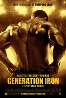 Generation Iron movie poster (2014) picture MOV_d85d992a