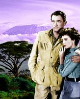 The Snows of Kilimanjaro movie poster (1952) picture MOV_d8663557