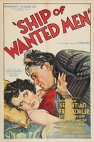 Ship of Wanted Men movie poster (1933) picture MOV_d869a022