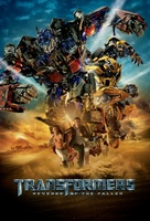 Transformers: Revenge of the Fallen movie poster (2009) picture MOV_d86d99e5